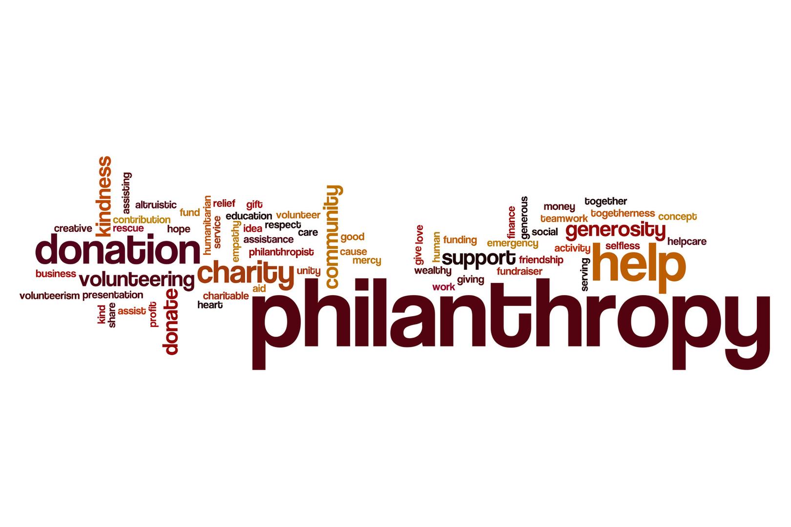 The Power Of Philanthropy